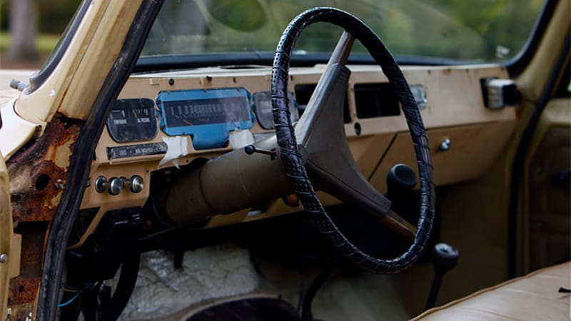 Steering Wheels Are Nine Times Dirtier Than Public Toilet
