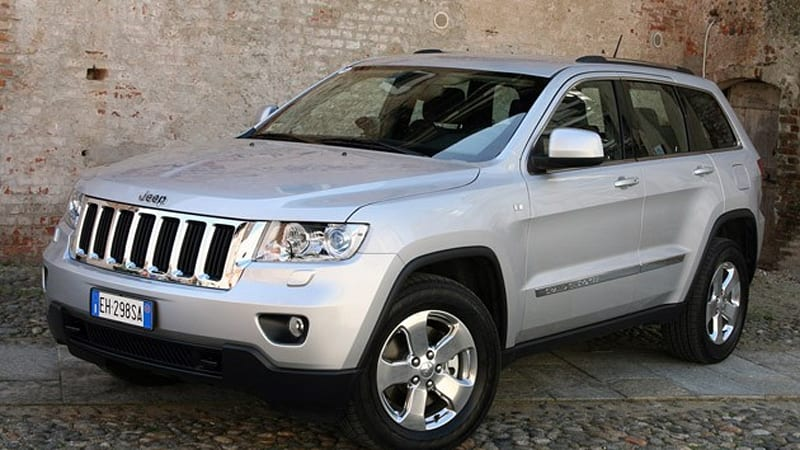 2011 Jeep Grand Cherokee and Wrangler Unlimited diesels