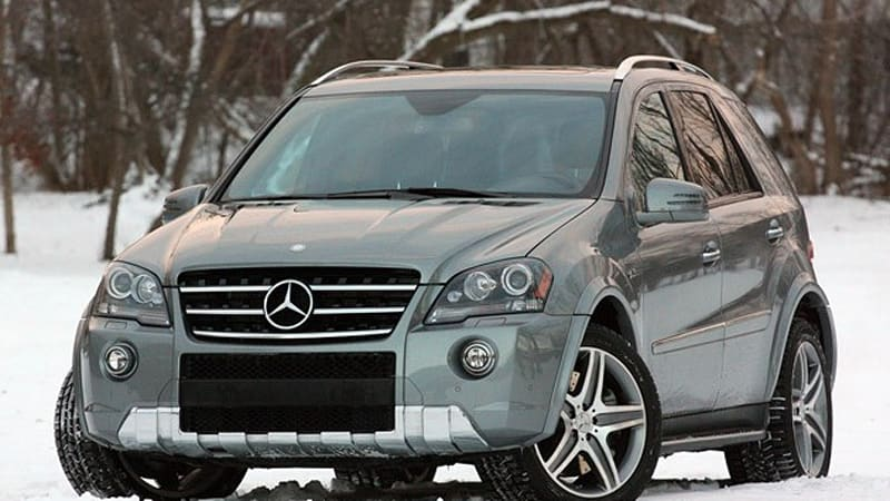 2011 mercedes benz ml63 amg autoblog. Black Bedroom Furniture Sets. Home Design Ideas