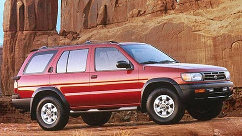 Nissan Recalling Nearly 200 000 Pathfinder And Infiniti Qx4 Suvs Autoblog
