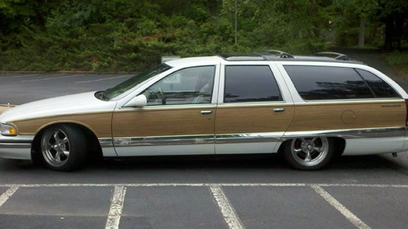 Roadmaster Wagon Replacement Parts : Top gear usa host rutledge wood picks up a buick