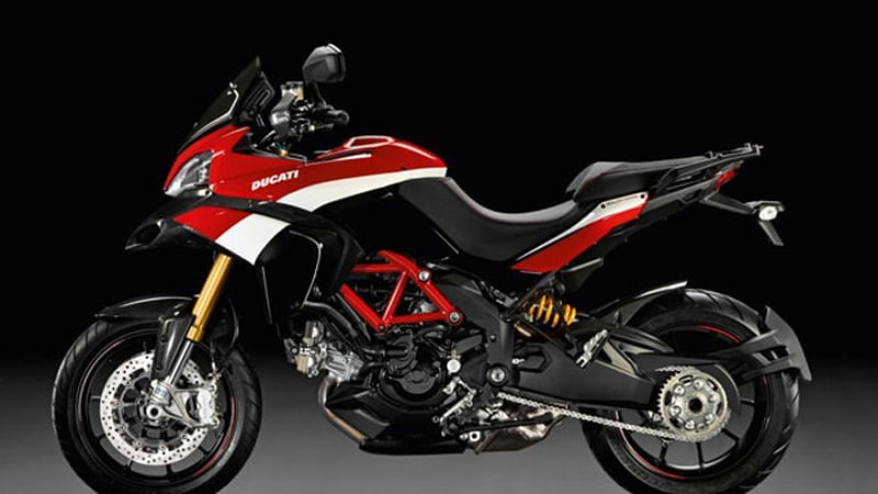 Ducati Multistrada 1200 S Pikes Peak SE to be launched at