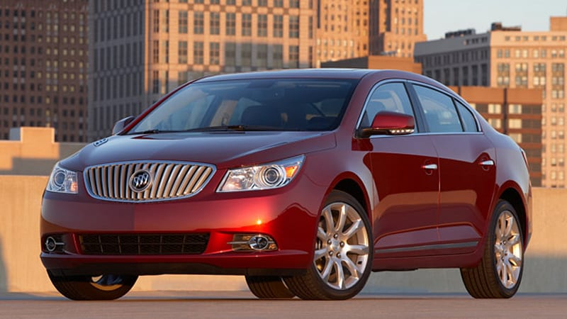 Consumer reports 2011 buick lacrosse