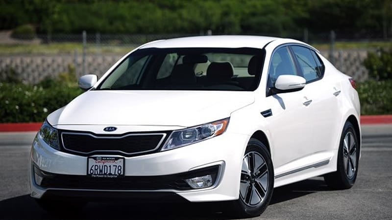 Wayne Gerdes Starts Hypermiling Mpg Record Attempt In Kia Optima Hybrid Autoblog