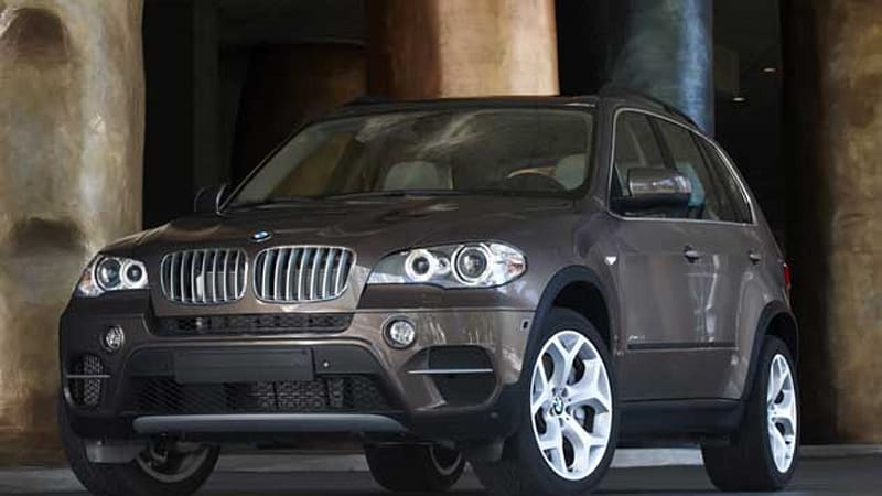2012 Bmw X5 Diesel Recalled Over Belt Tensioner Issue Autoblog