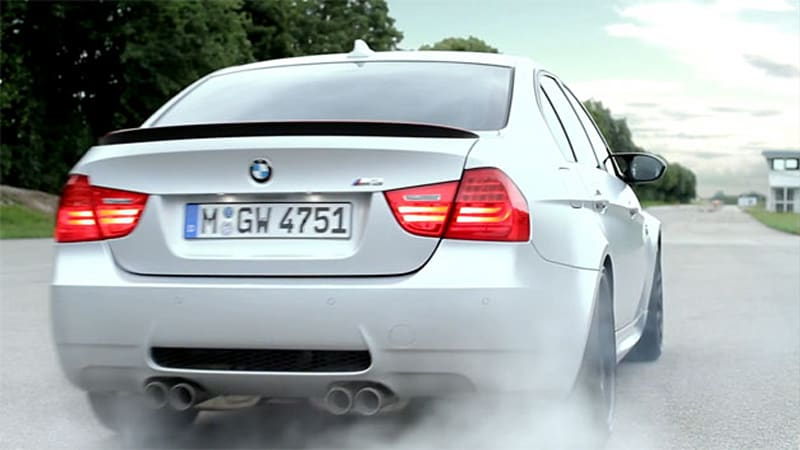 BMW M3 CRT gets first official footage - Autoblog