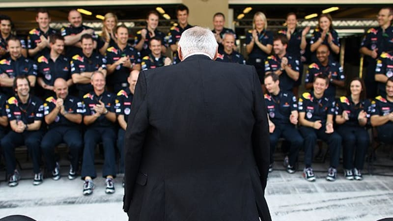 Red Bull's investment in F1 tops $690 million