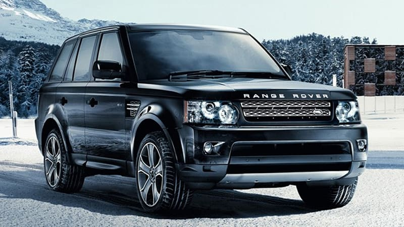 2012 range rover sport lr4 get eight speed automatic. Black Bedroom Furniture Sets. Home Design Ideas