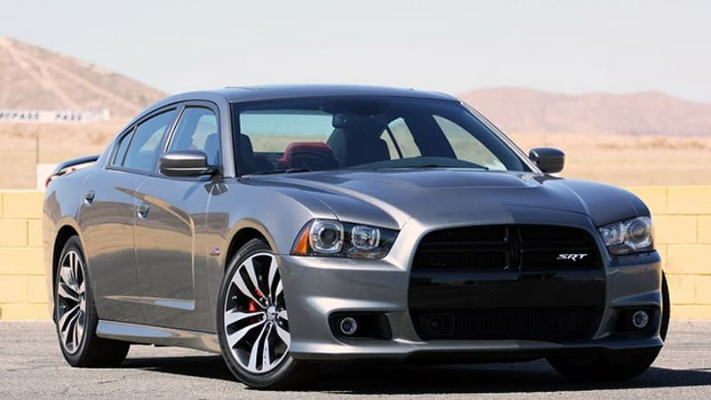 2012 Dodge Charger Srt8 Autoblog