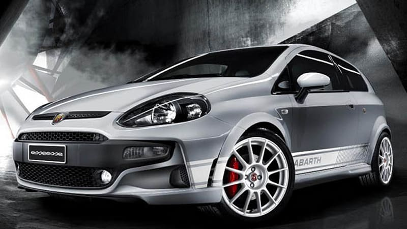Abarth Punto Evo hits the street in 180-hp EsseEsse trim