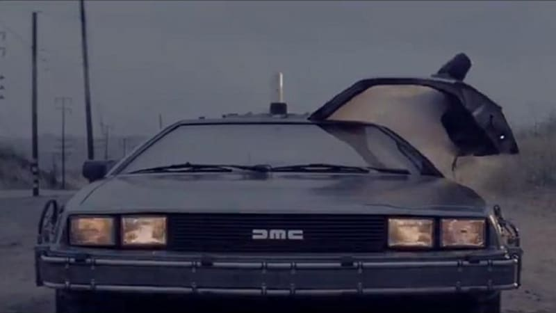 New Owl City music video features Back to the Future
