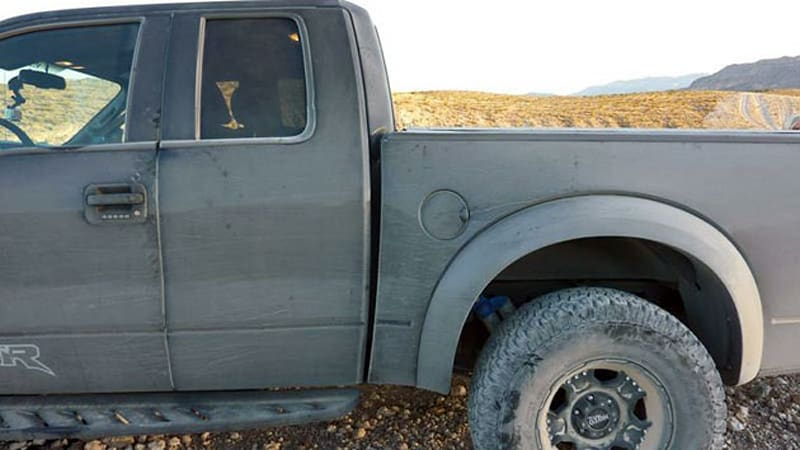 SVT boss goes on record about Ford Raptor frame damage claims [w ...