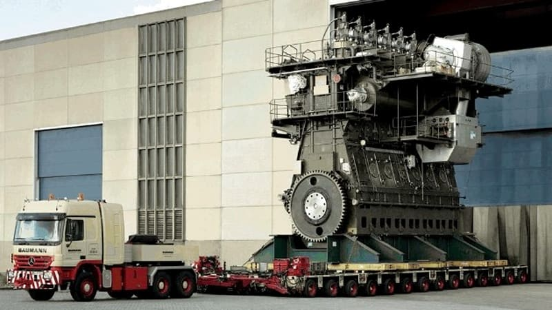 World's largest diesel engine makes 109,000 horsepower | Autoblog