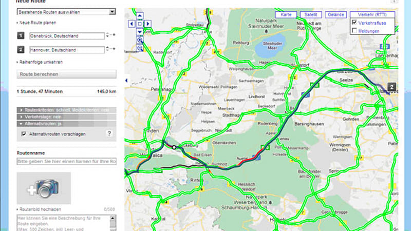 Real Time Internet Traffic Map.Bmw Brings Real Time Traffic To Your Desktop Autoblog