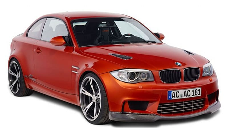 AC Schnitzer turns its attention on to the BMW 1M, 6 Series - Autoblog