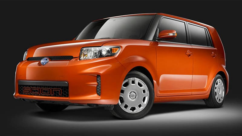 scion prices 2012 xb and xd release series models autoblog. Black Bedroom Furniture Sets. Home Design Ideas