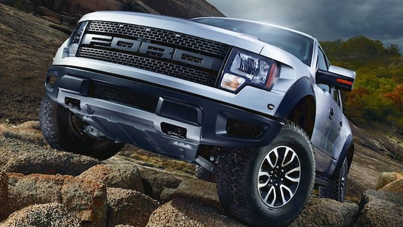 Ford Raptor Interior >> Ford Svt Raptor Gets New Torsen Diff And Interior Package Among 2012