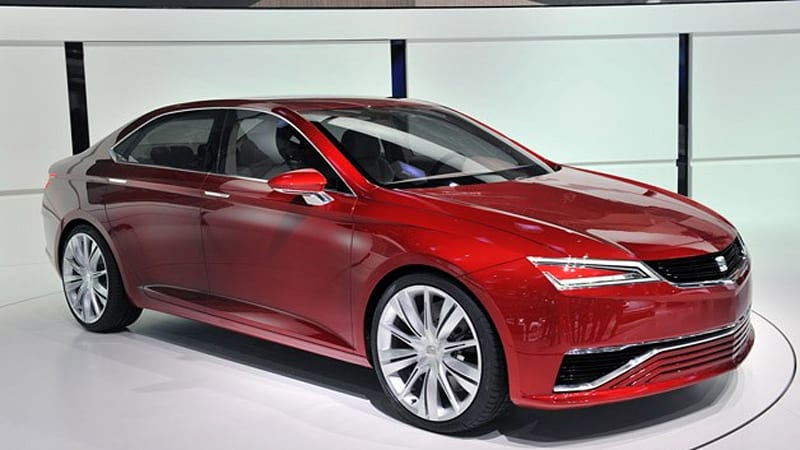 Seat Ibl Concept Is A Glimpse Into The Automakers Future Wvideo