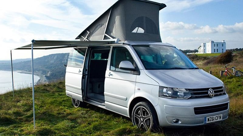 volkswagen teams up with berghaus on special edition california camper van autoblog. Black Bedroom Furniture Sets. Home Design Ideas