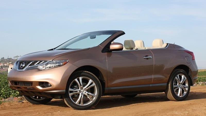 Nissan Murano Crosscabriolet Being Phased Out No Replacement Planned Autoblog