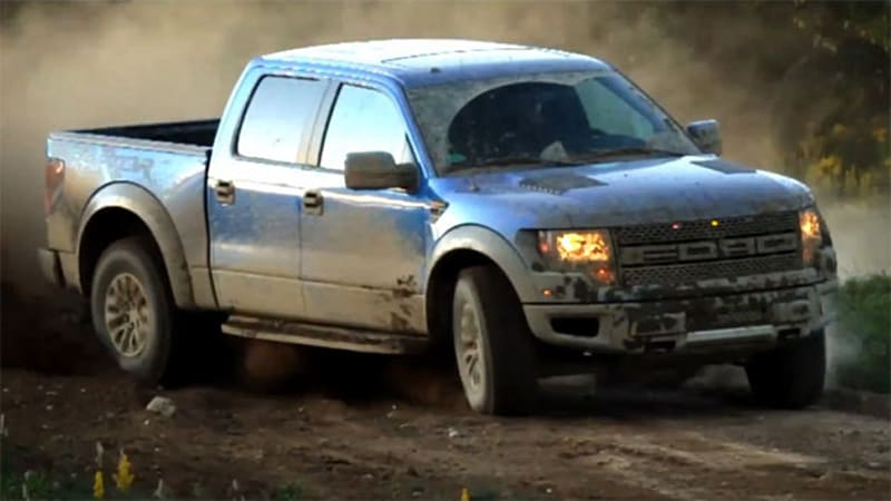 ford releases 2012 f 150 svt raptor video with a lot less jumping - 2012 Ford F 150 Svt Raptor
