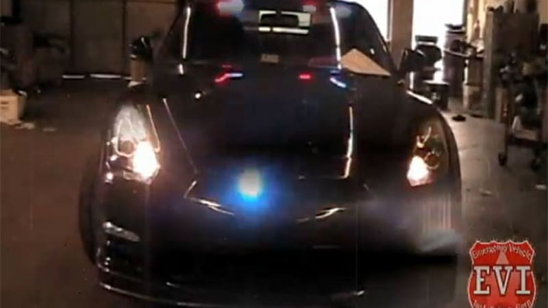 2012 Nissan GT-R is the scariest police car ever - Autoblog