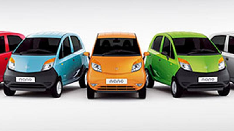 Tata Nano Records All-Time Low Sales Figures In India