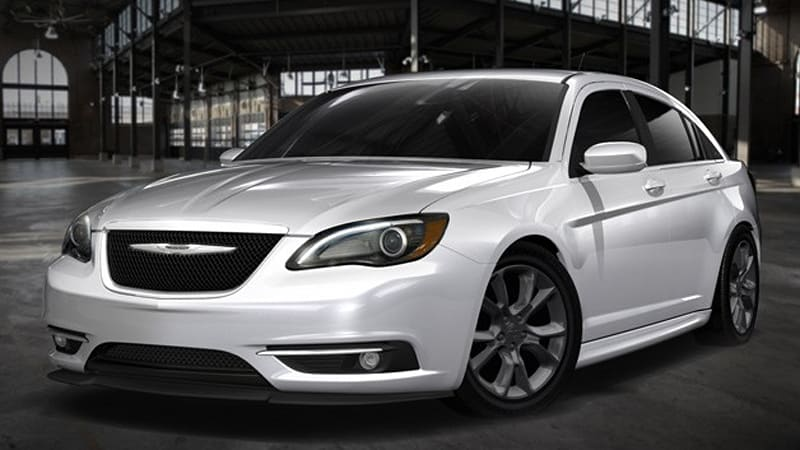 Mopar bringing Chrysler 200 Super S, Dodge Charger Redline