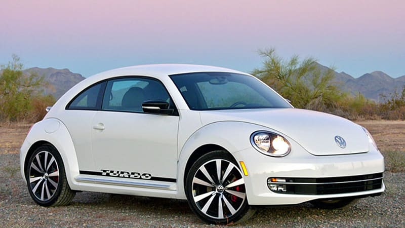Vw beetle turbo review