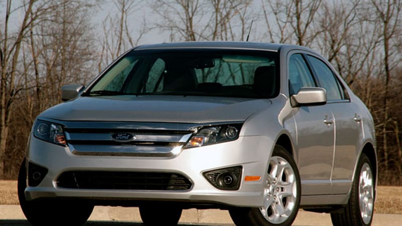 Ford Recalling 126 000 Fusionilans Over Wheel Separation Concern Autoblog