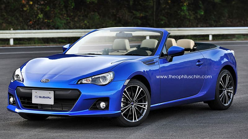 Word Has It That The Chis Engineers Igned To Subaru Brz And Toyota Gt 86 Make Sure Twins Underpinnings Were Built Be Stiff Enough