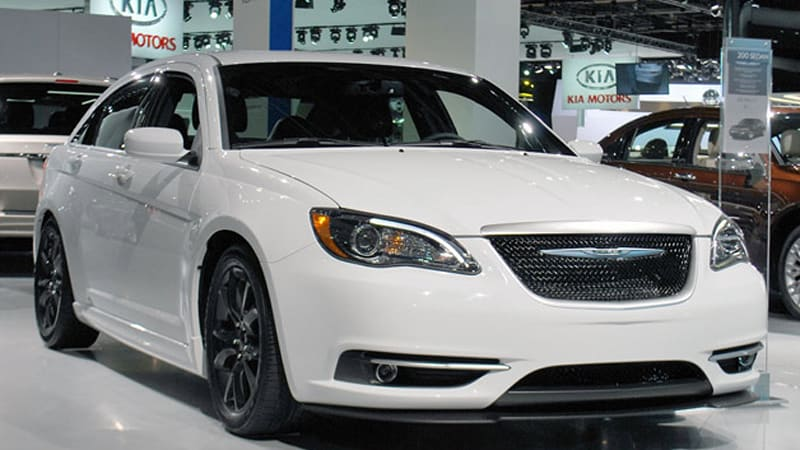 Mopar gives Chrysler 200 a kick in the ass with Super S kit