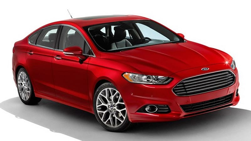 2013 Ford Fusion Debuts Along With 47 Mpg Fusion Hybrid