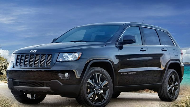 Stealthy Jeep Grand Cherokee Concept Headed For Production Autoblog