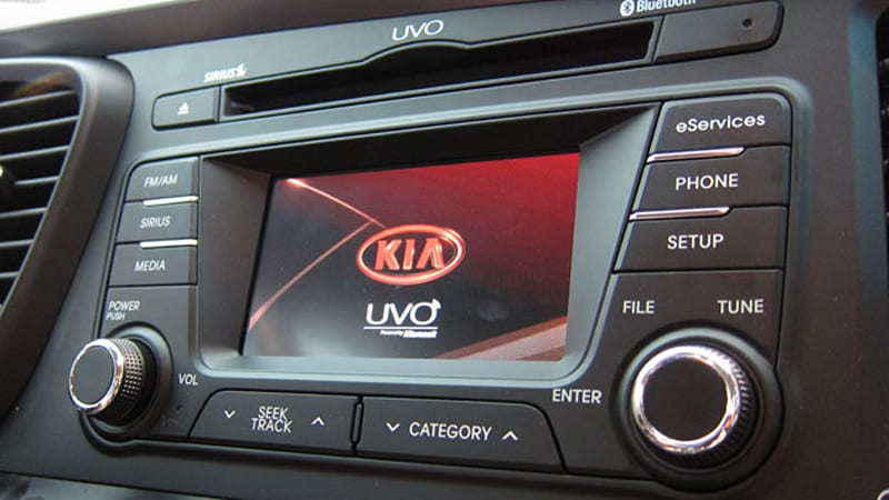 Kia Is Rolling Out The Second Generation Of Its Uvo Infotainment System Before We Could Really Get To Know Original But Uvo2 Ng All