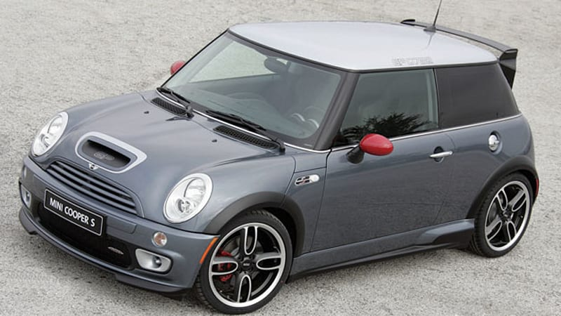 Mini Working Up New John Cooper Works Gp Edition Autoblog