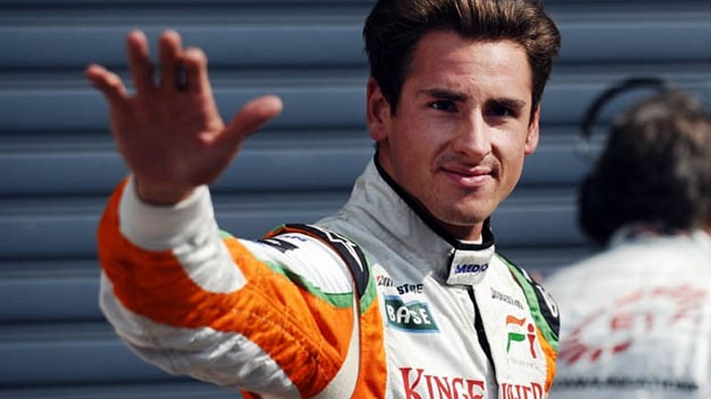F1 Driver Adrian Sutil To Stand Trial In Germany Over Shanghai Bar Fight