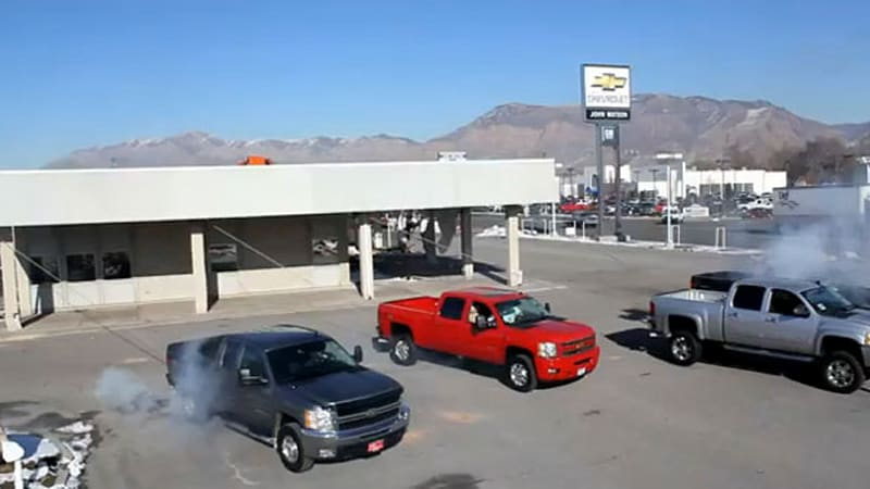 Chevy Dealer Utah >> Utah Chevy Dealer Calls On New Pickups To Help Remodel