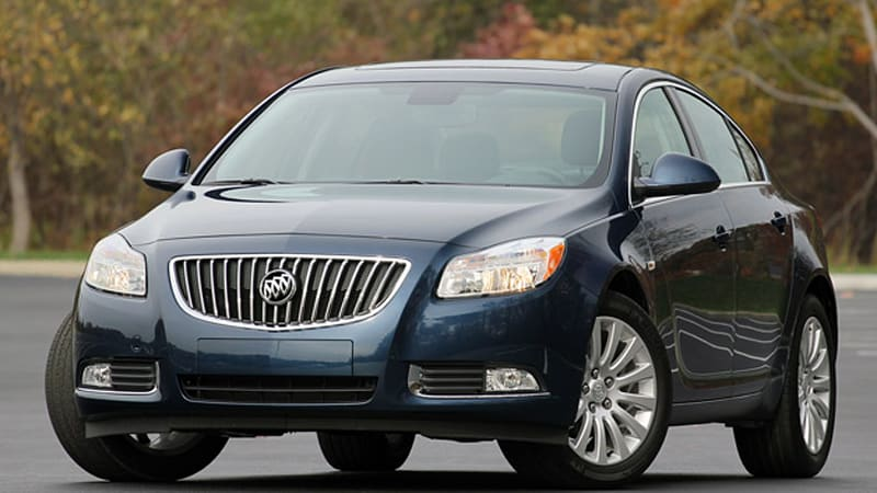 2013 Buick Regal Gets Standard Eassist Automatic Option