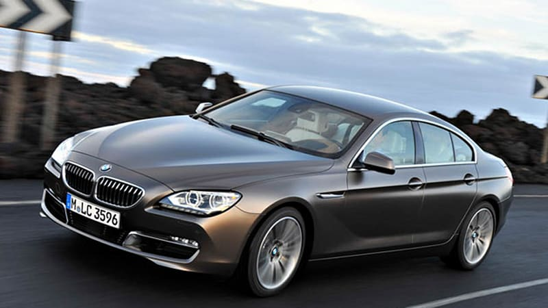 BMW I Gran Coupe Priced At Autoblog - 2012 bmw 640i gran coupe