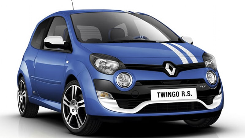 Renault announces facelifted F1-inspired Twingo R S  | Autoblog