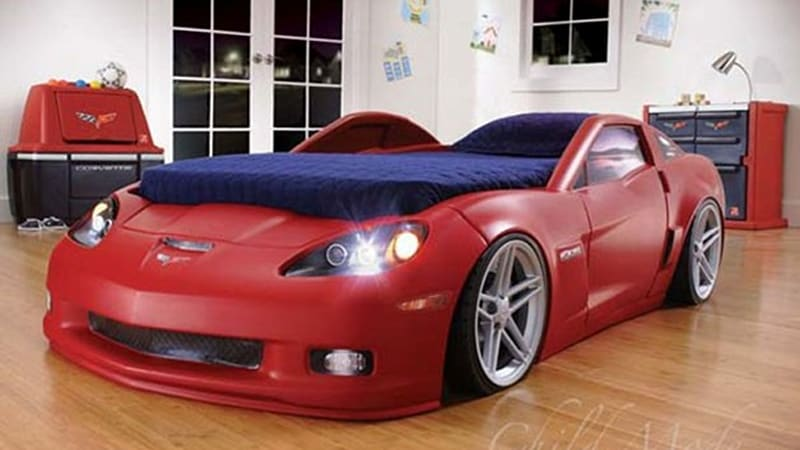 Corvette Bedroom Set Part - 39: Weu0027ve Reported Plenty On Items Weu0027d Like To Place In Our Automotive-themed  Dream House, From Engine-block Coffee Tables And Pininfarina Desks To Aston  ...