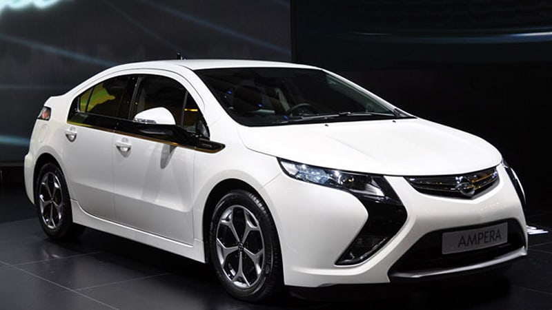 Chevy Volt And Opel Ampera Named 2012 European Car Of The Year