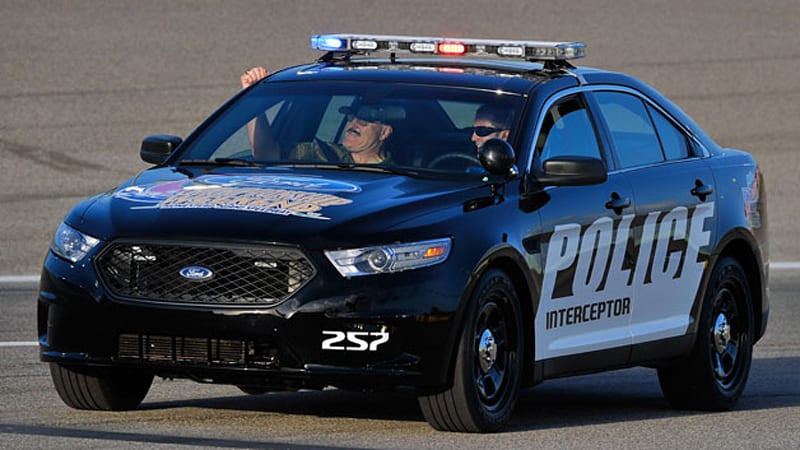 Police forces didnu0027t care much about fuel economy back in the early days of the Ford Crown Victoria but these days efficiency is front and center for ... & Ford Police Interceptor line gets official EPA fuel economy ... markmcfarlin.com