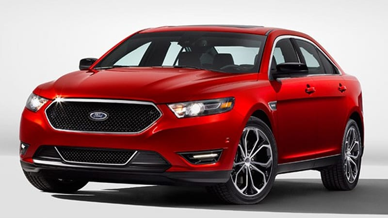 2013 ford taurus sho gets 1 045 price increase autoblog. Black Bedroom Furniture Sets. Home Design Ideas