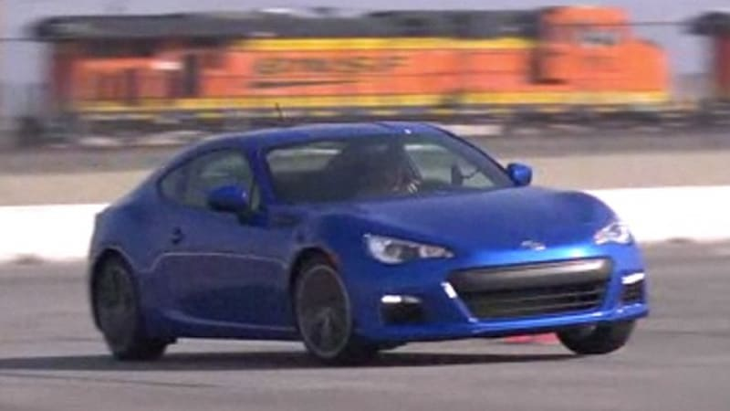 2013 Subaru Brz Tested At 0 60 In 7 3 Seconds 1 4 Mile In 15 3