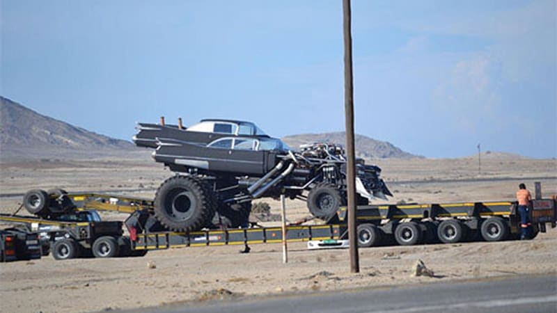 Mad Max Cars For Sale >> Mad Max's Gigahorse is monstrous, insane - Autoblog