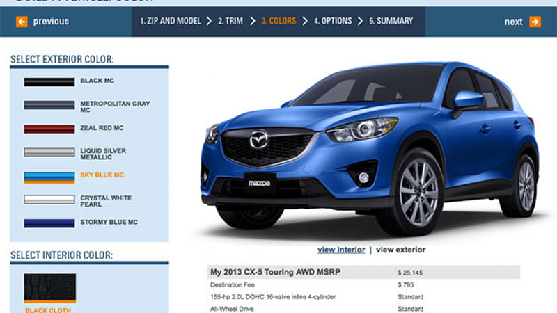 If Youu0027ve Got That Compact Crossover Itch That Only Something As Sporting  As The Mazda CX 5 Can Scratch, Youu0027re In Luck. The Smallest Mazda Crossover  Is On ...