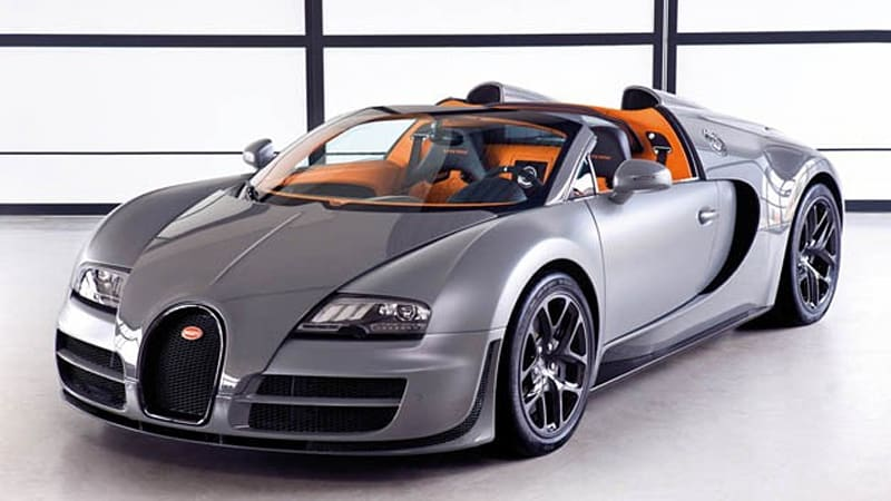 bugatti opens up about veyron vitesse with more details, images - autoblog