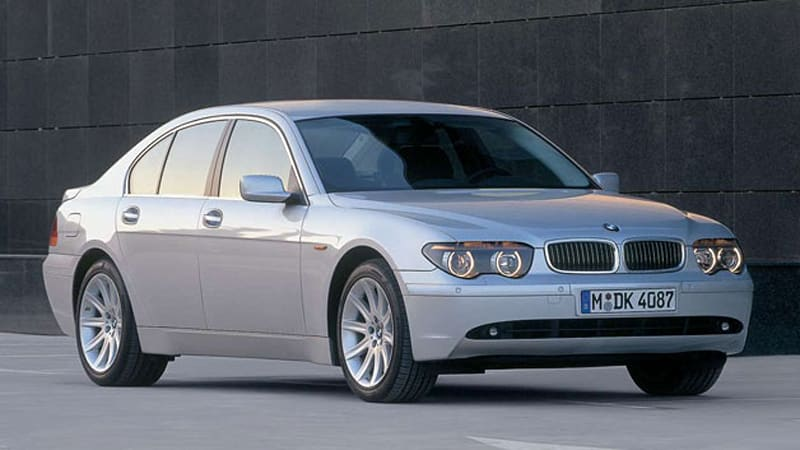 NHTSA BMW Series Gearshift Issue Has Resulted In Crashes - 2012 bmw 745